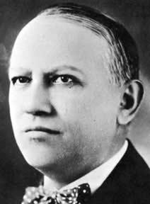 Porträt Carl Laemmle (Quelle https://commons.wikimedia.org/wiki/File:CarlLaemmle.jpg [PD])