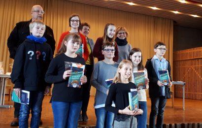 Kreisentscheid des Vorlesewettbewerbs in Riedlingen