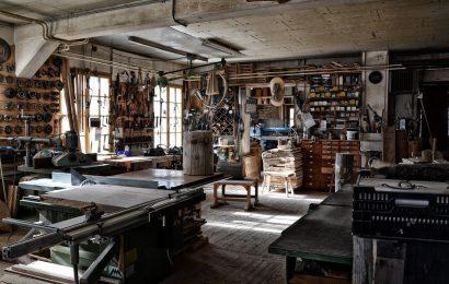 Schreiner Werkstatt