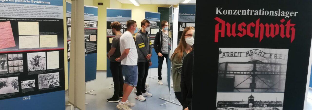 Ausstellung Ausschwitz